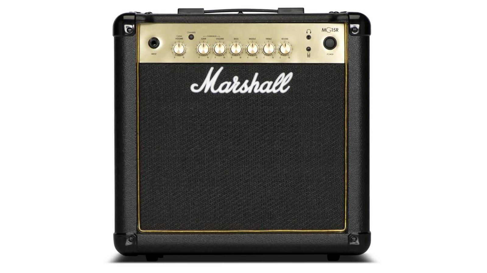Marshall MG15GR Gitarrenverstärker