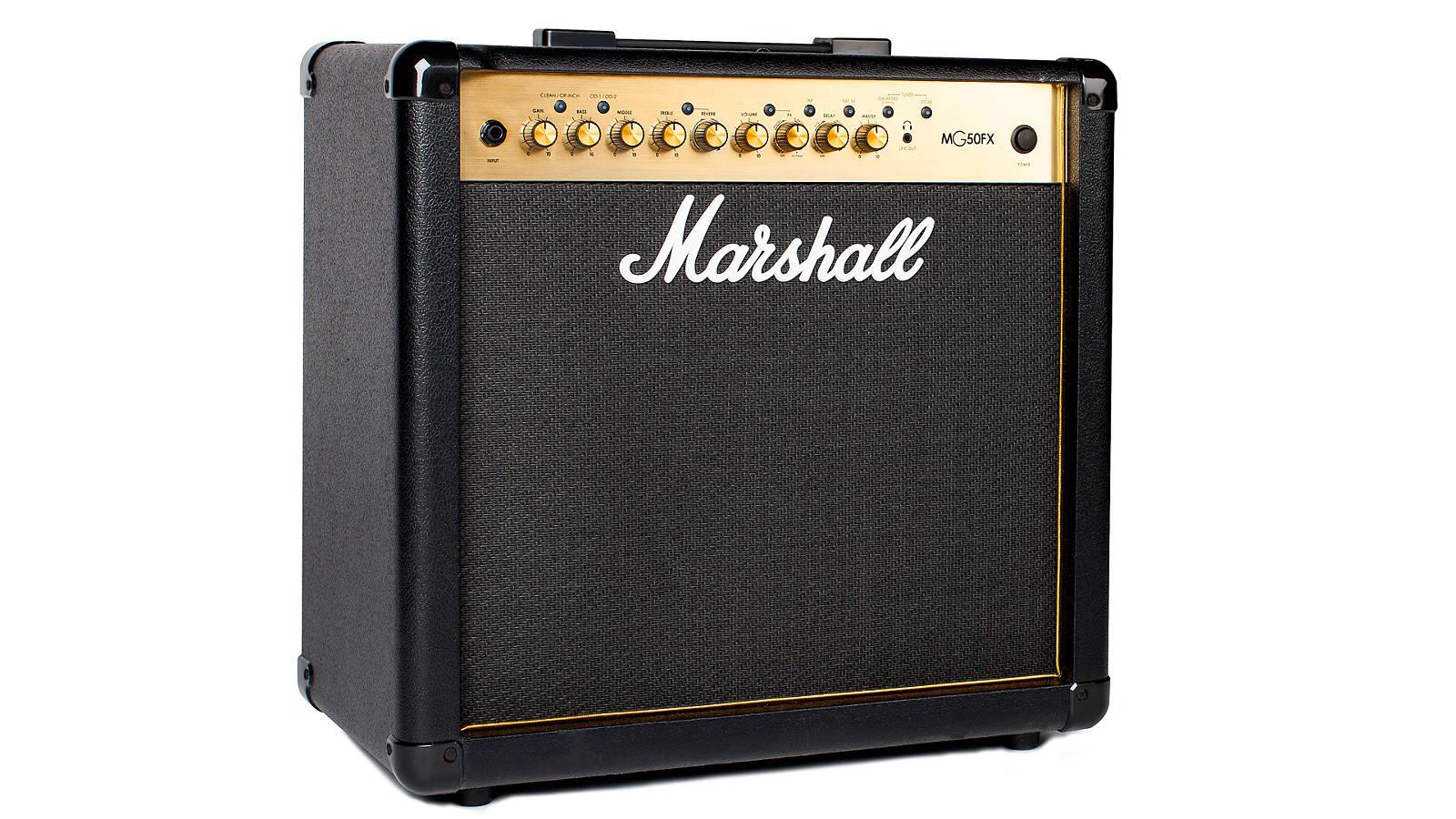 Marshall MG50GFX Gitarrenverstärker