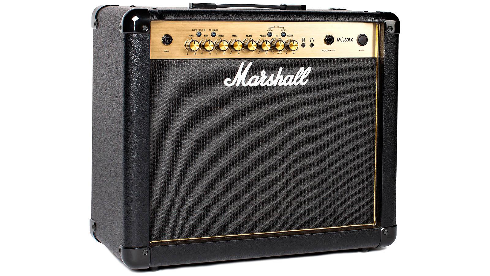 Marshall MG30GFX Gitarrenverstärker