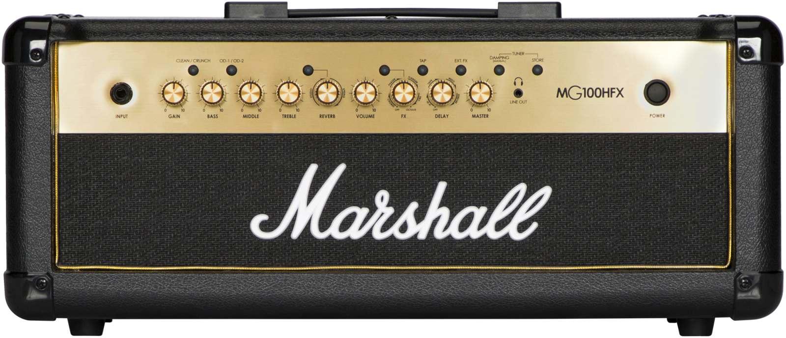 Marshall MG100HGFX Gitarrenverstärker