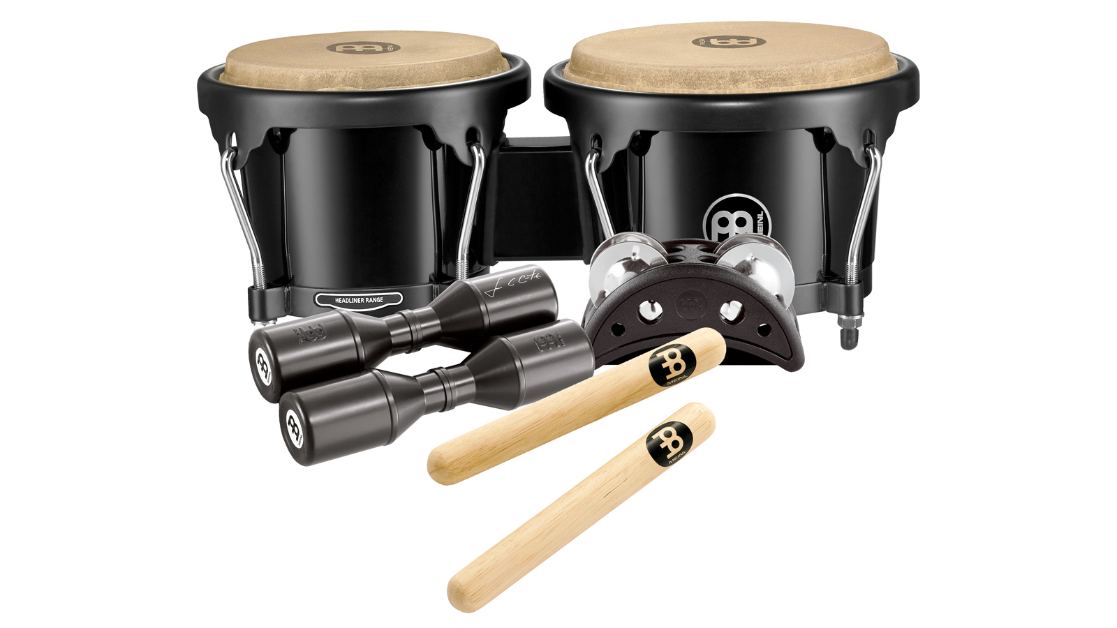 Meinl BPP-1 Bongo Percussion Pack