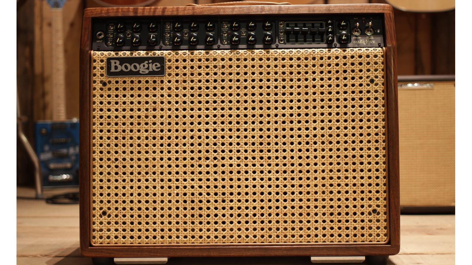 Mesa Boogie MARK V 1x12 Custom Combo Walnut - Golden Gate