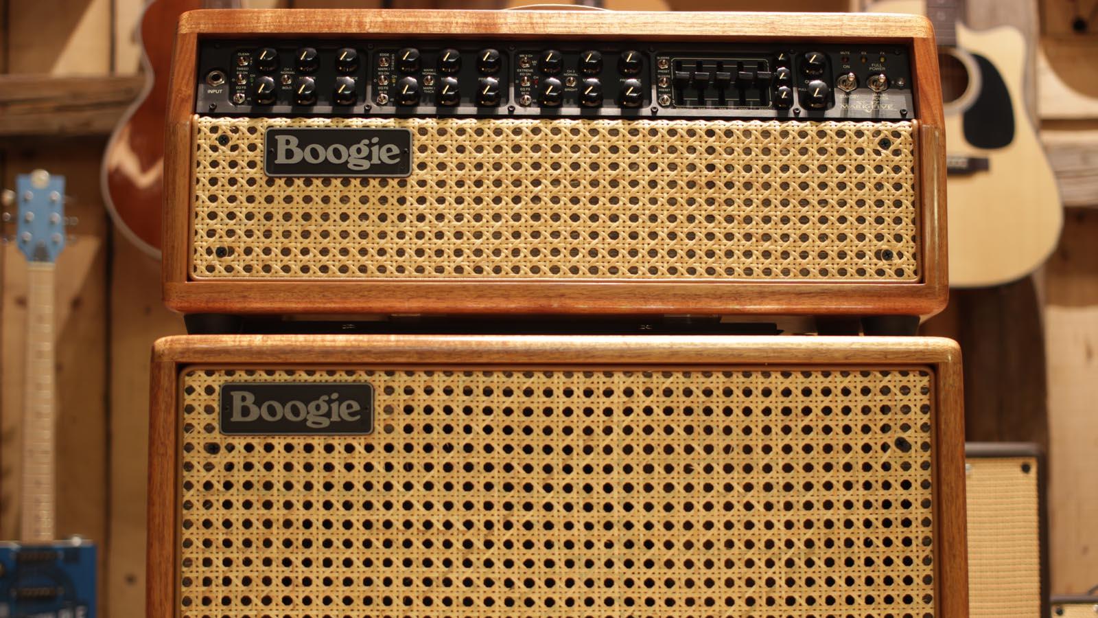 Mesa Boogie MARK V Halfstack Custom - Golden Gate