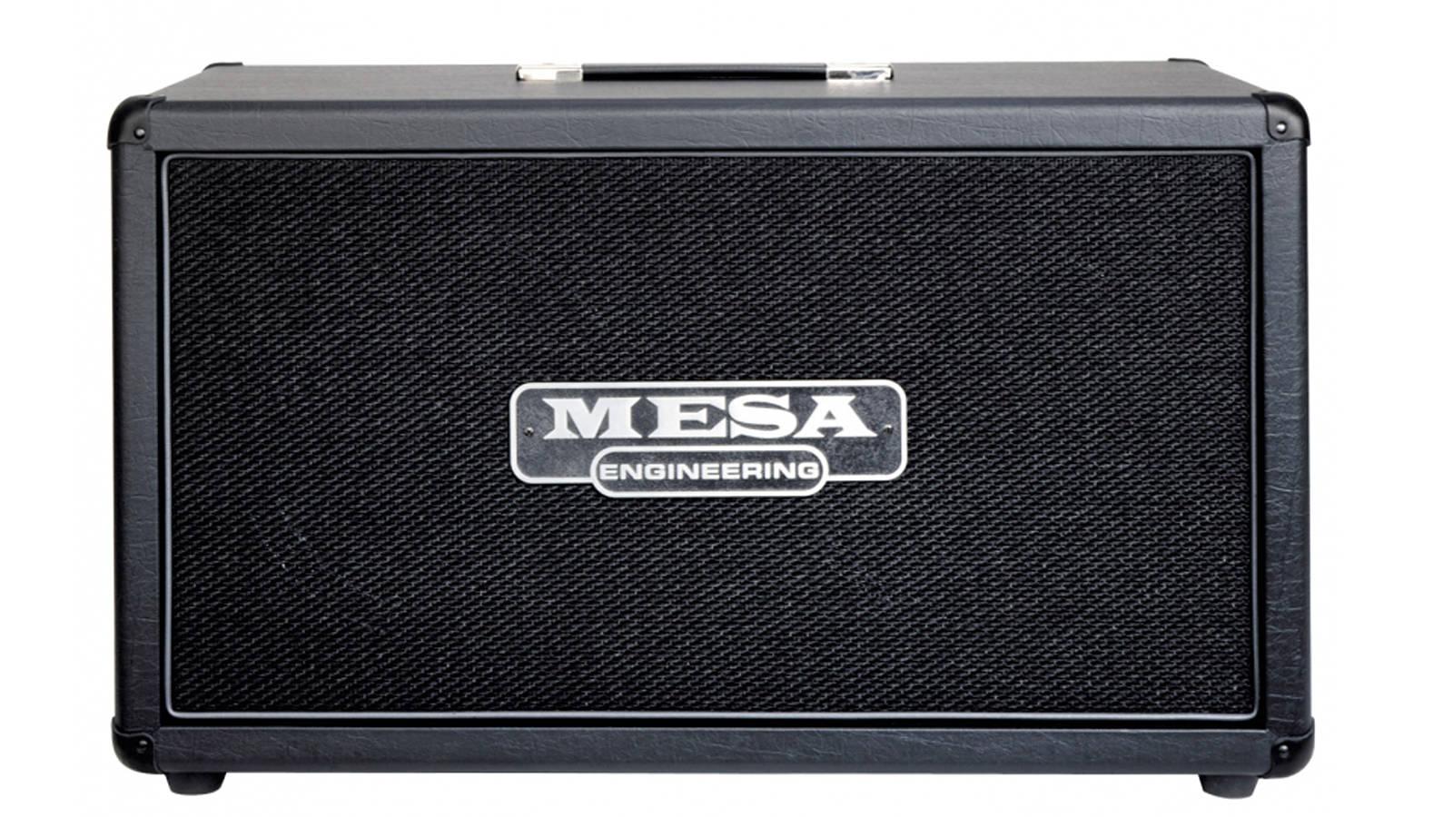 Mesa Boogie Rectifier 2x12 Gitarrenbox Horizontal