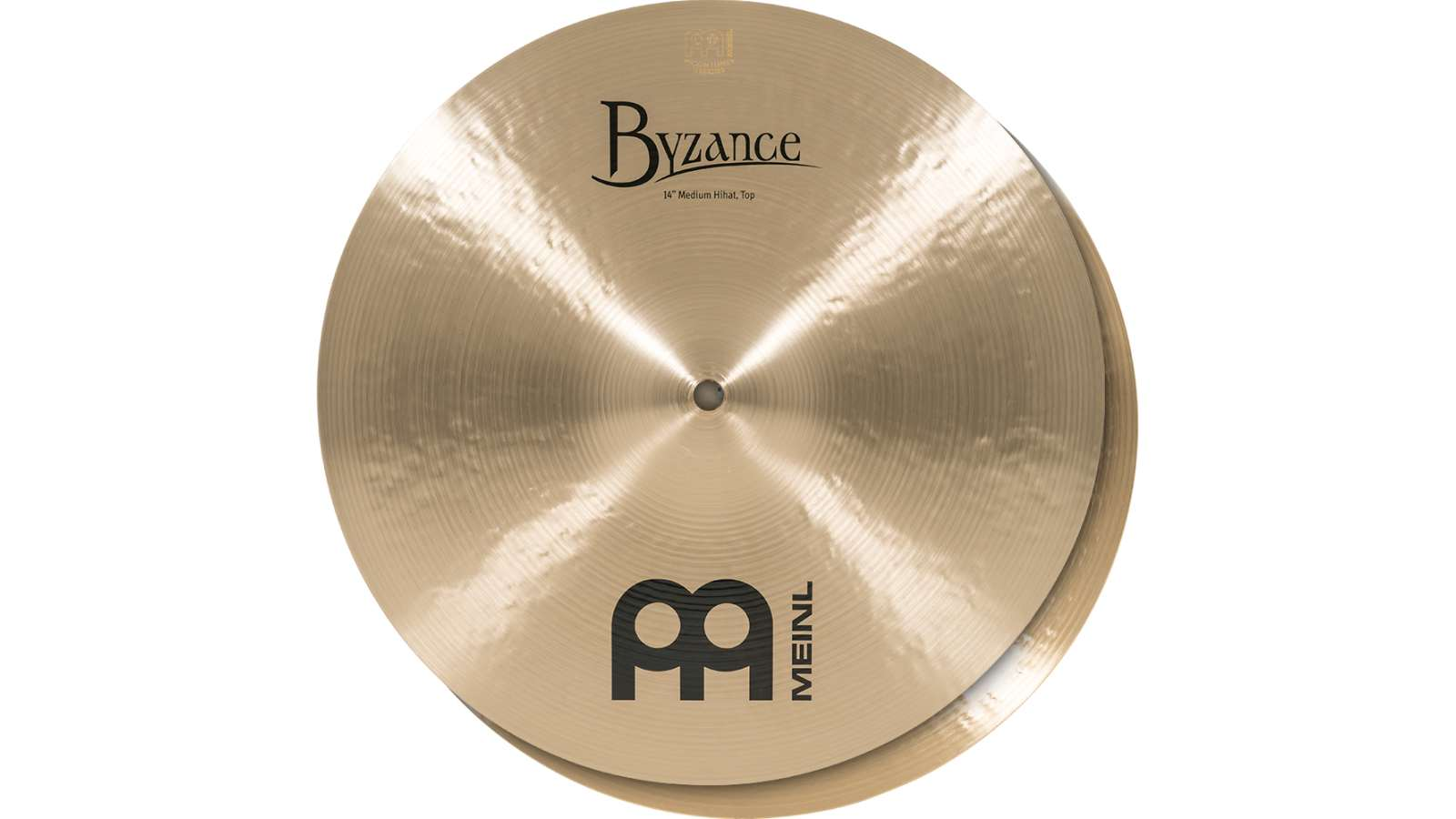 Mein B14MH Byzance medium HiHat Traditional 14""