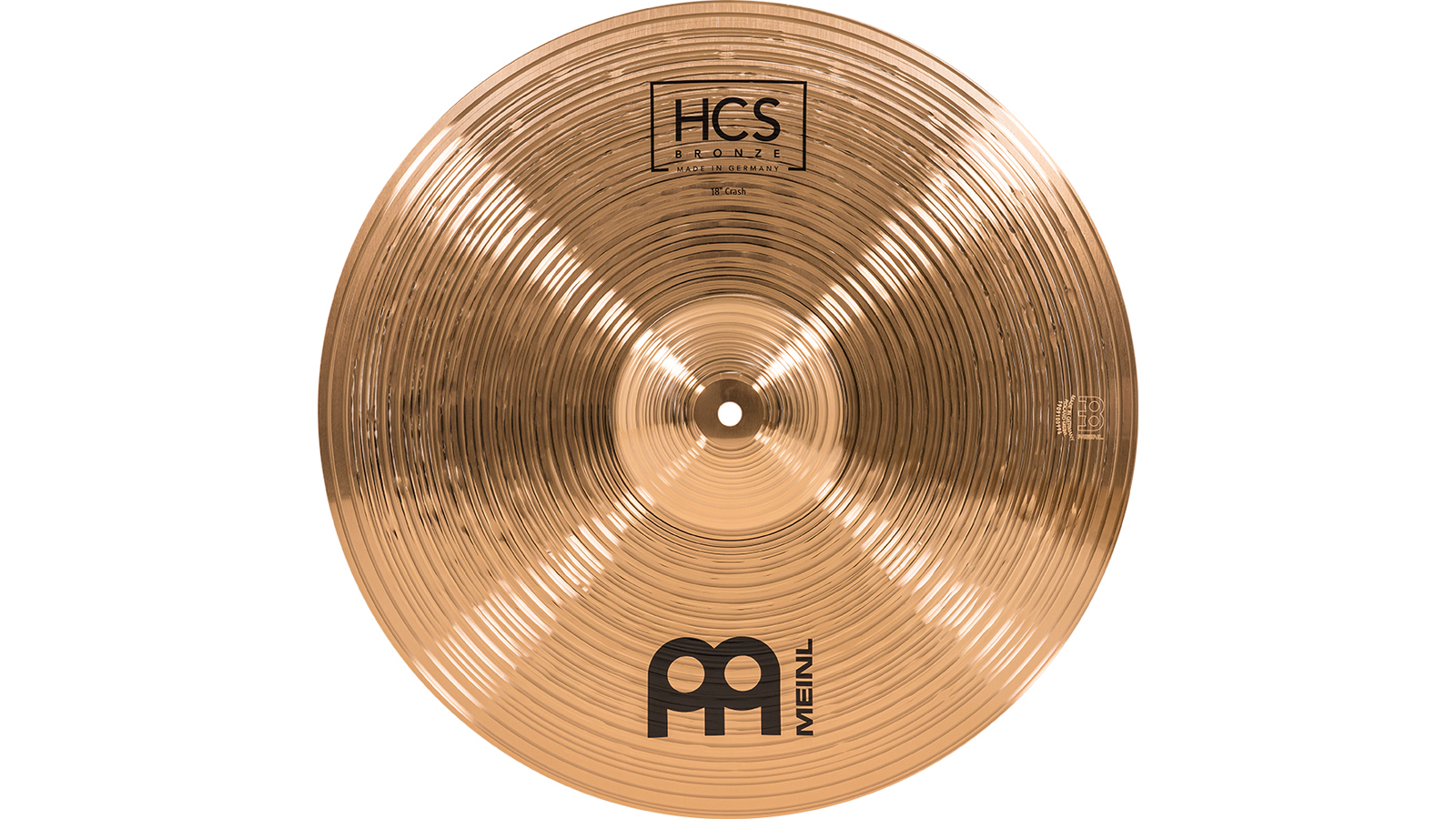 "Meinl HCSB18C 18"" Crash Bronze HCS"
