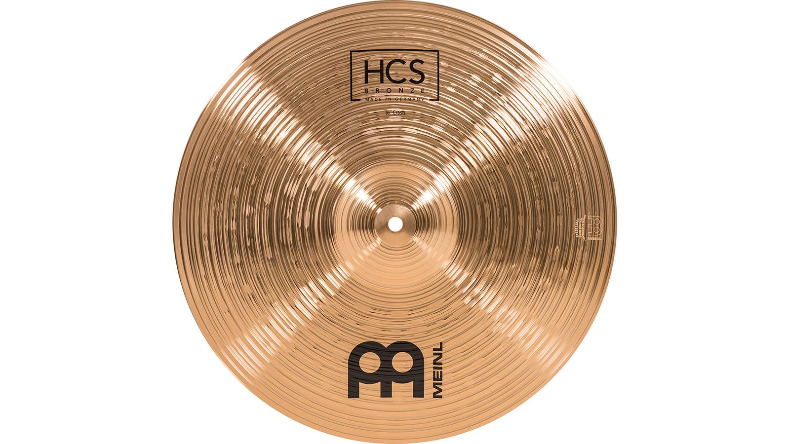 "Meinl HCSB16C 16"" Crash HCS Bronze"