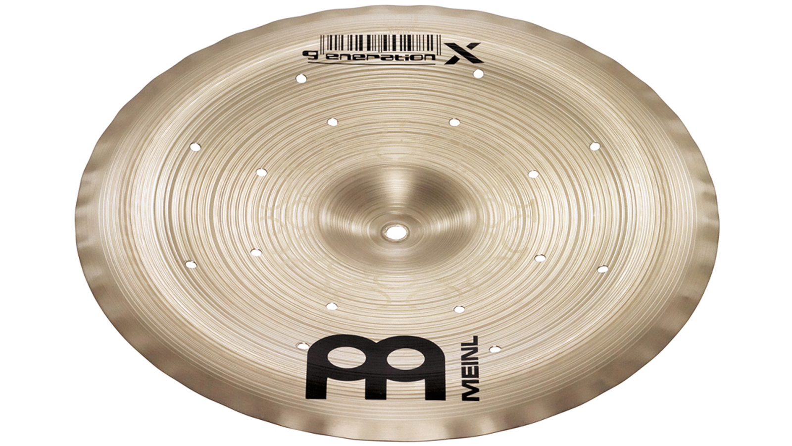 Meinl Generation X - Filter China 14""