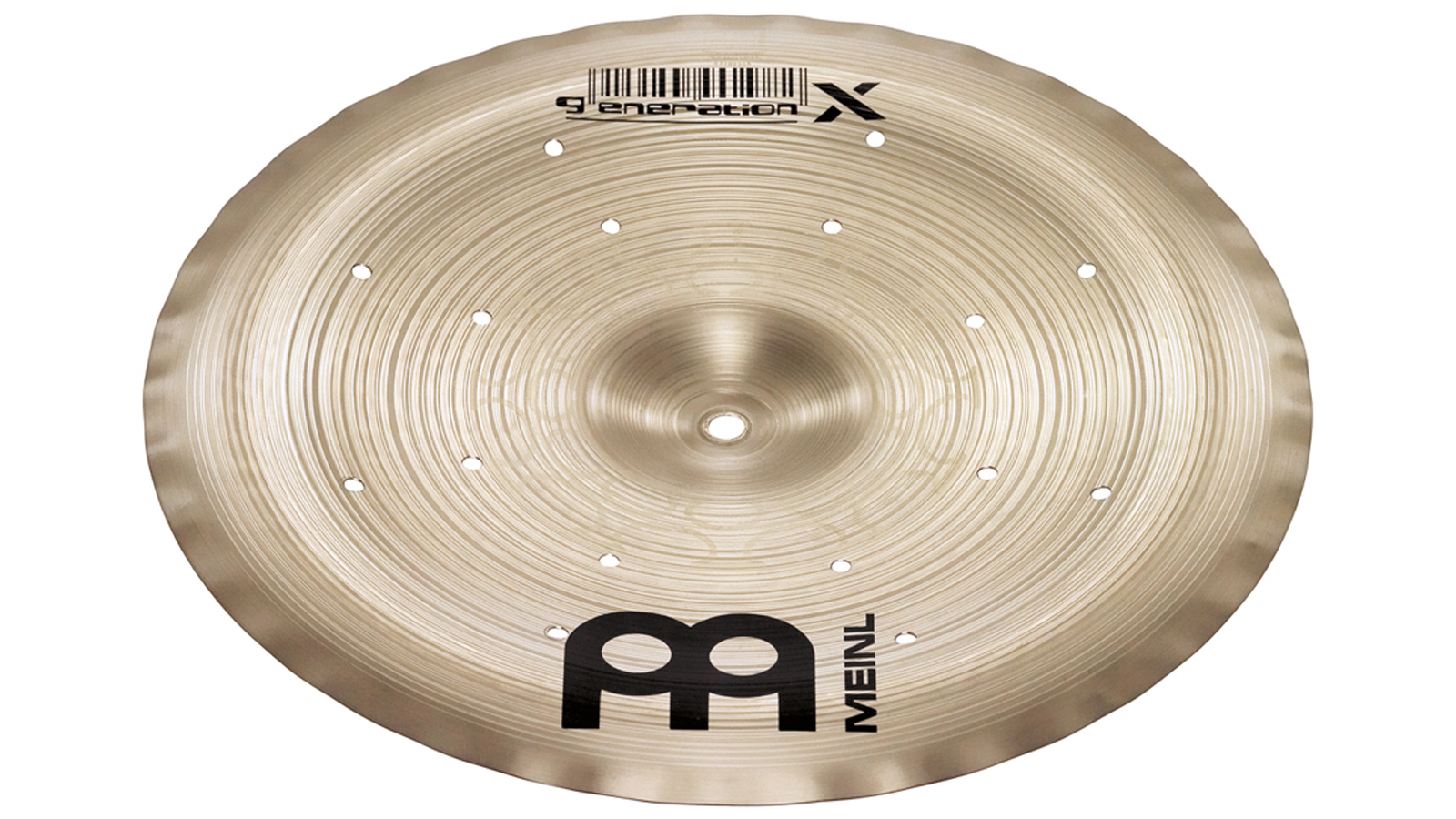Meinl Generation X Filter China 16''
