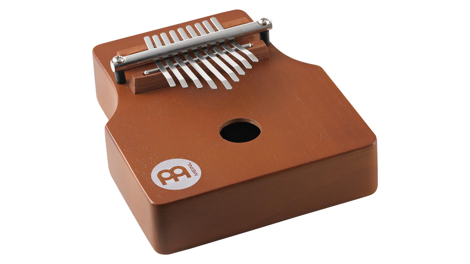 Meinl Kalimba medium Holz mit Pick Up