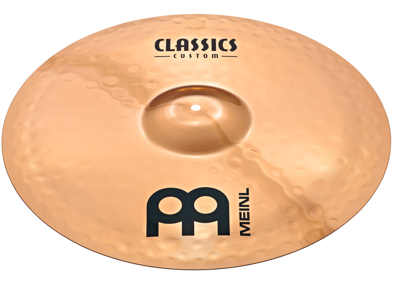 Meinl Classic Custom Powerful Ride 22""