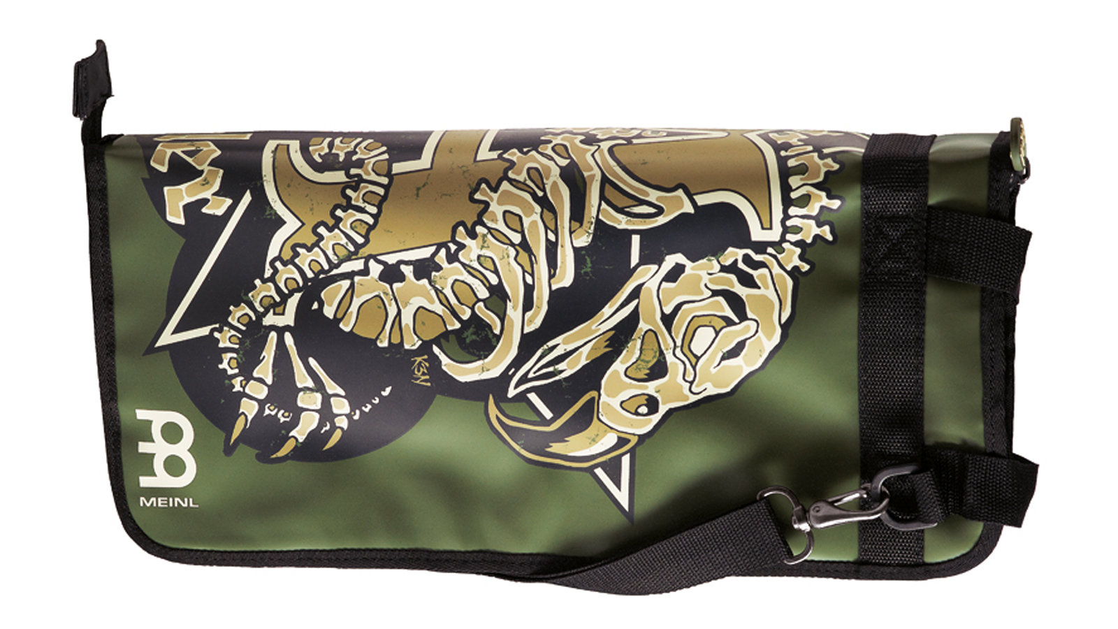 Stick Bag Green Chris Adler Signature MSB-1-CA