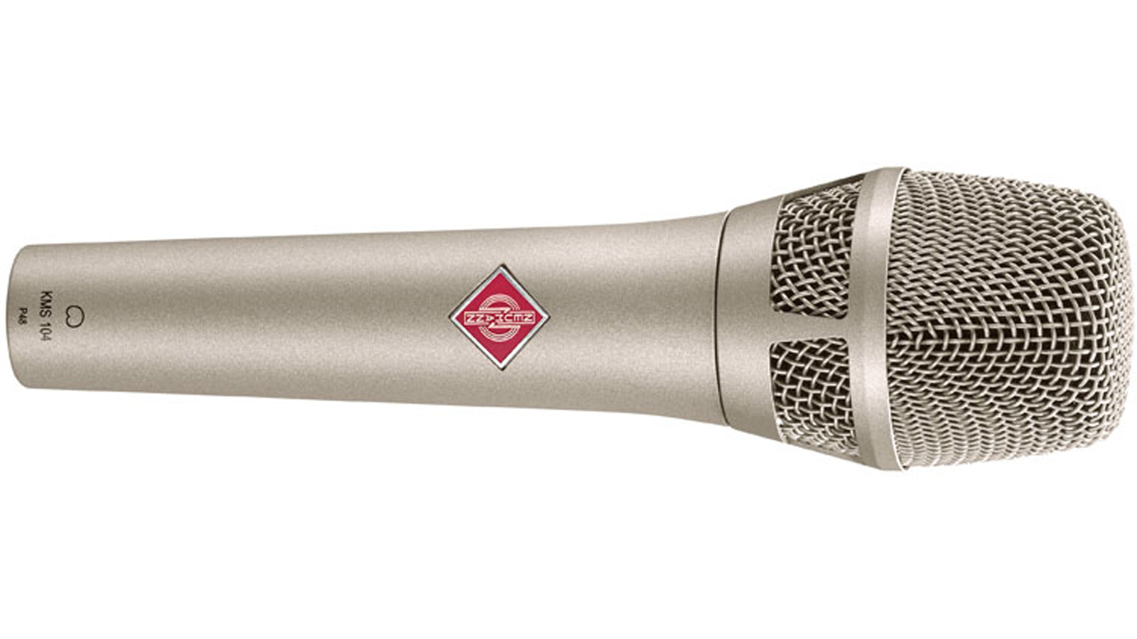 Neumann KMS 105 NI Gesangs Mikro nickel