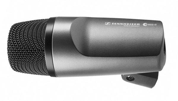 Sennheiser e-602-II Bass-Drum Mikro