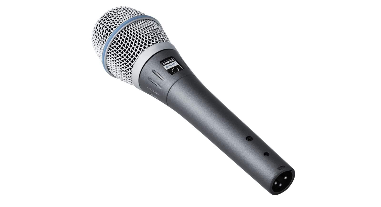 Shure Beta 87 C Kondensator Gesangsmikrofon
