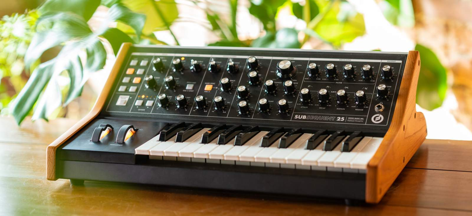 Moog Subsequent 25 Analog-Synthesizer