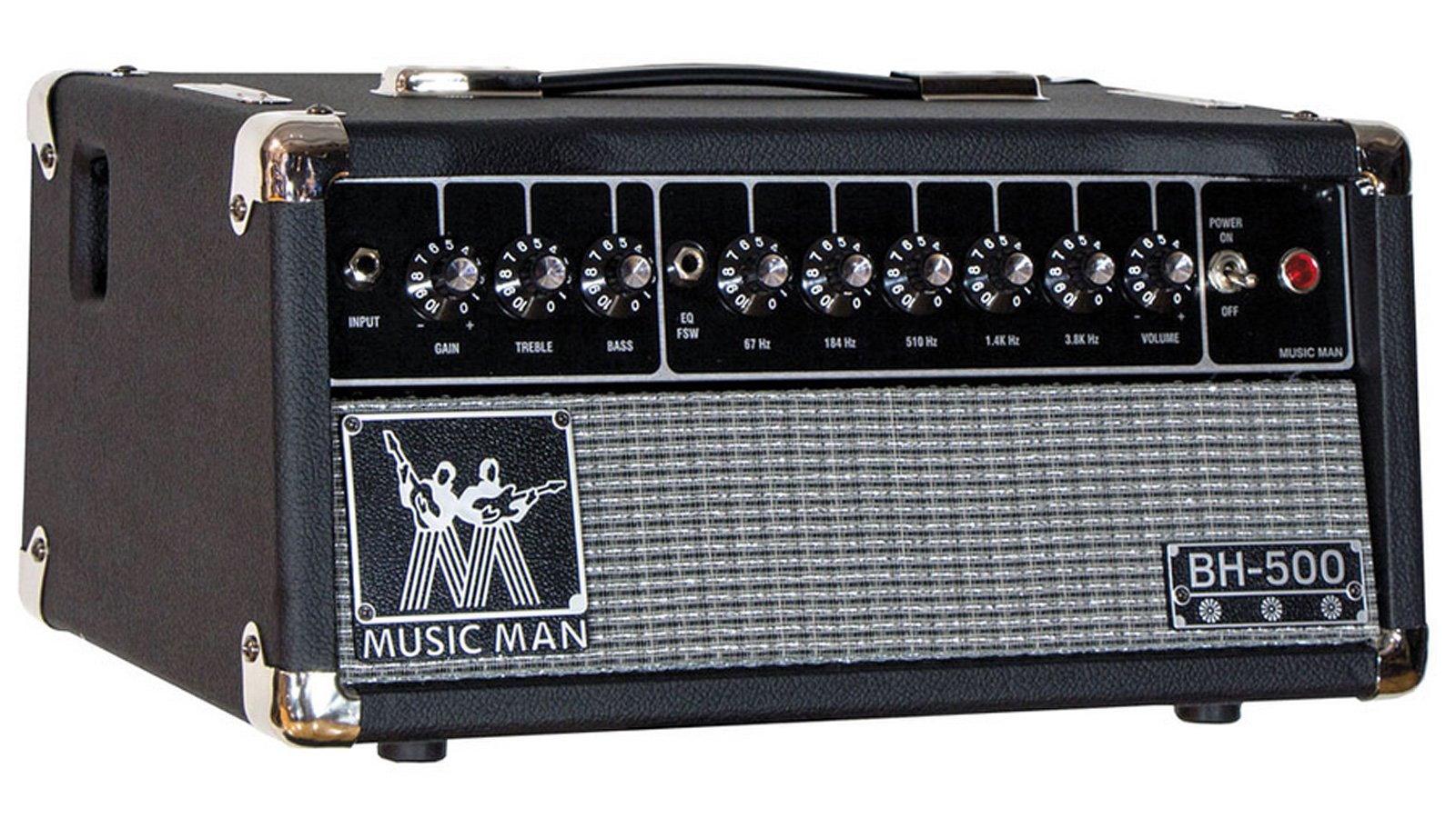 Music Man BH500 Bass Topteil