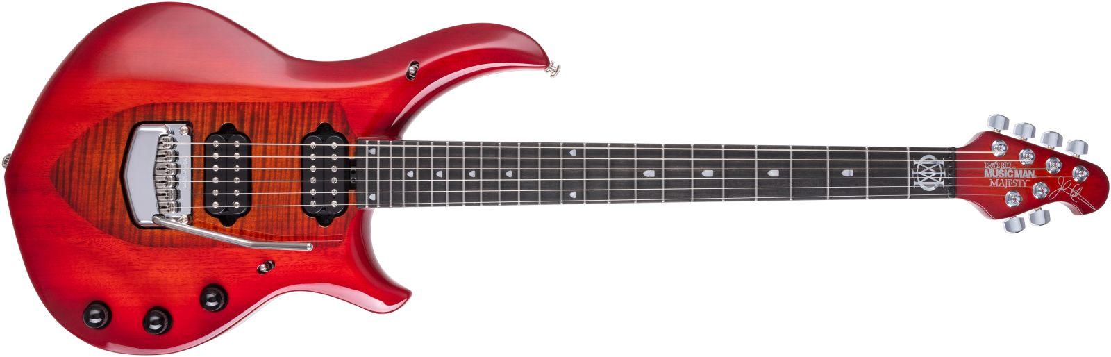 Music Man John Petrucci Majesty HH RS
