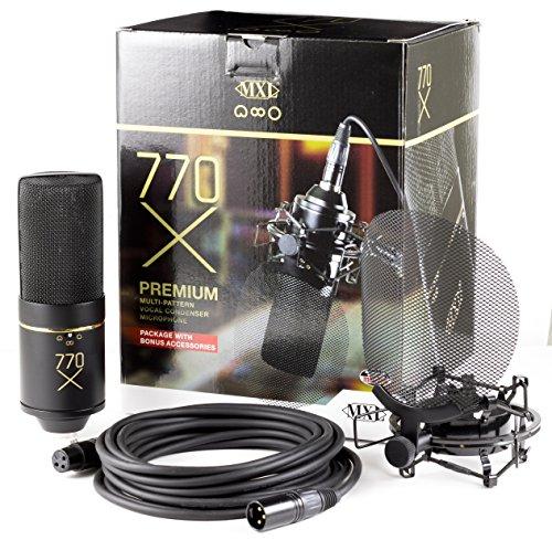 MXL 770X Complete Vocal Set