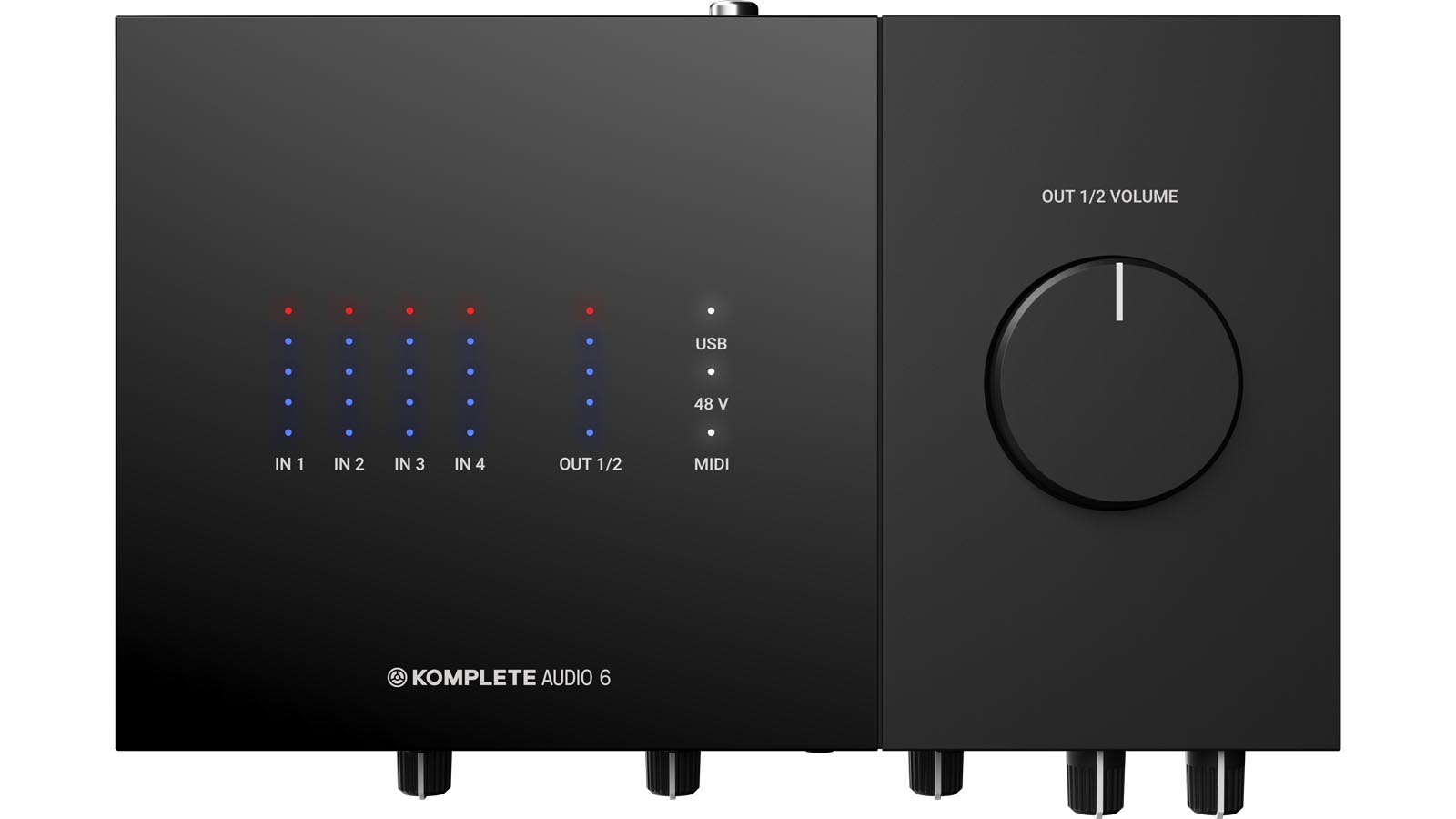 Native Instruments Komplete Audio 6 MKII Audio Interface