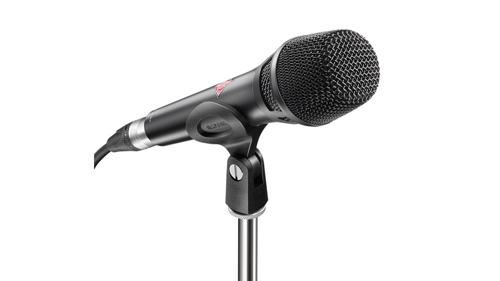 Neumann KMS-104 Plus BK Gesangsmikrofon