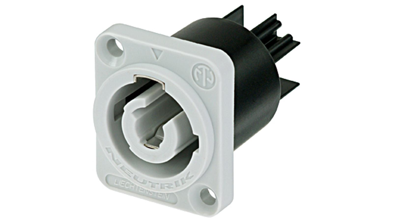 Neutrik NAC3MPB Powercon Buchse 250 V grau