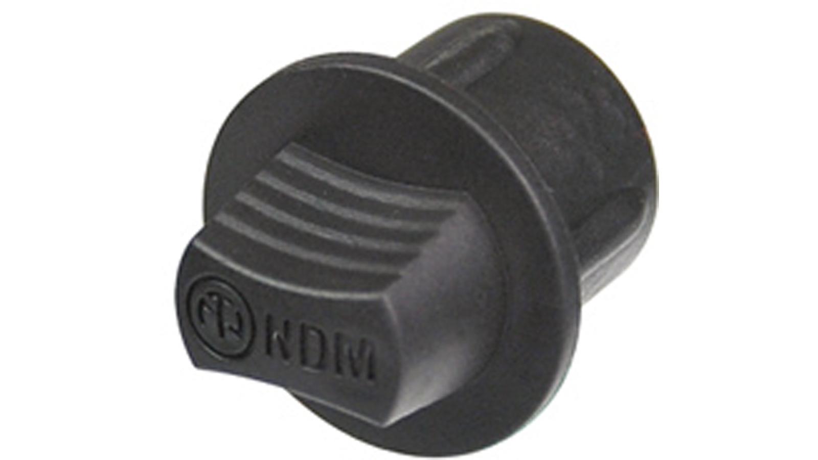 Neutrik NDM Dummy Plug XLR male