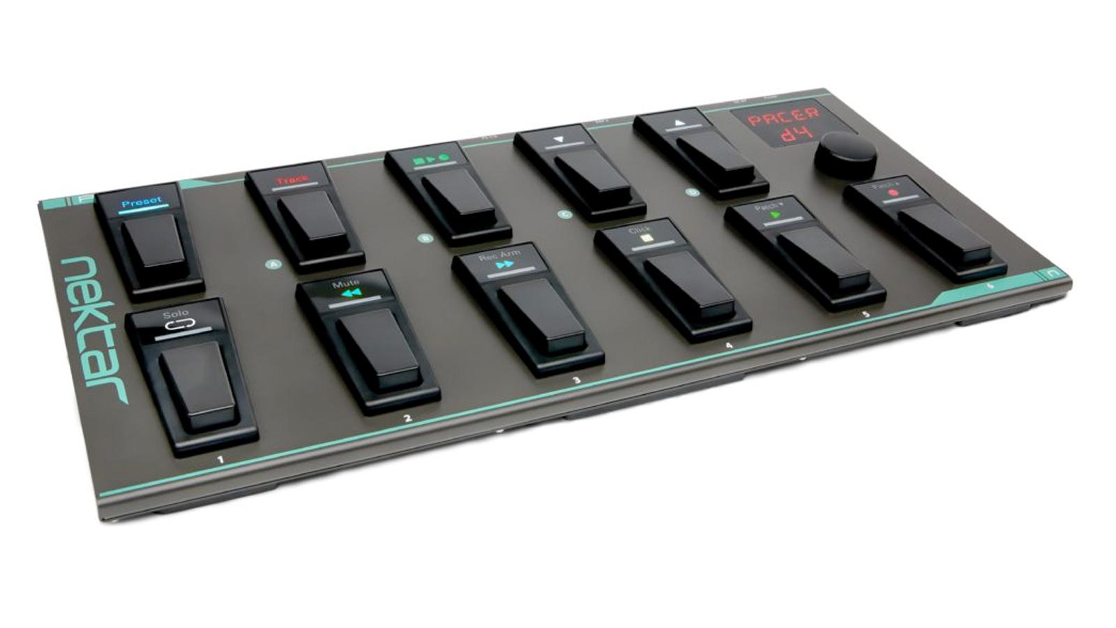 Nektar Pacer Midi/DAW Footcontroller