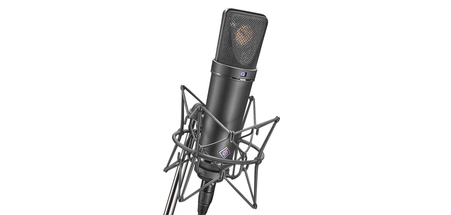 Neumann U 87 Ai MT Studio Set inkl. Spinne