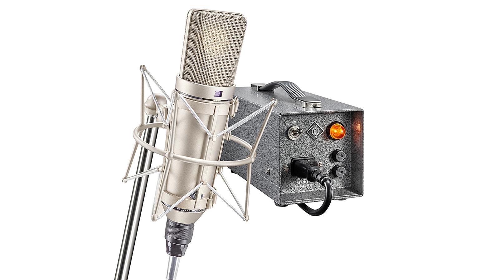 Neumann U-67 Röhrenmikrofon Set