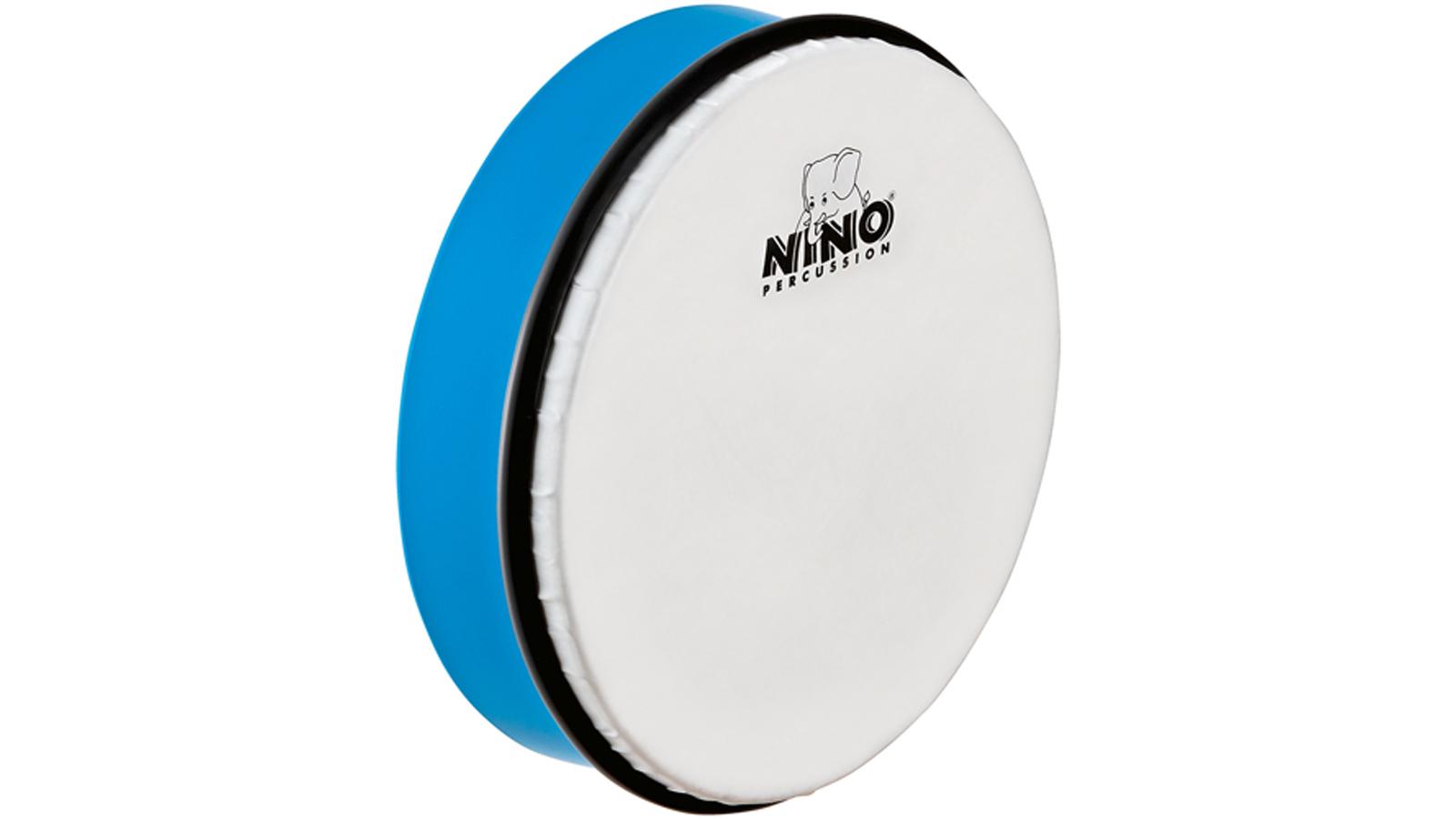 """Nino ABS Handtrommel Sky-Blue 8"""""""