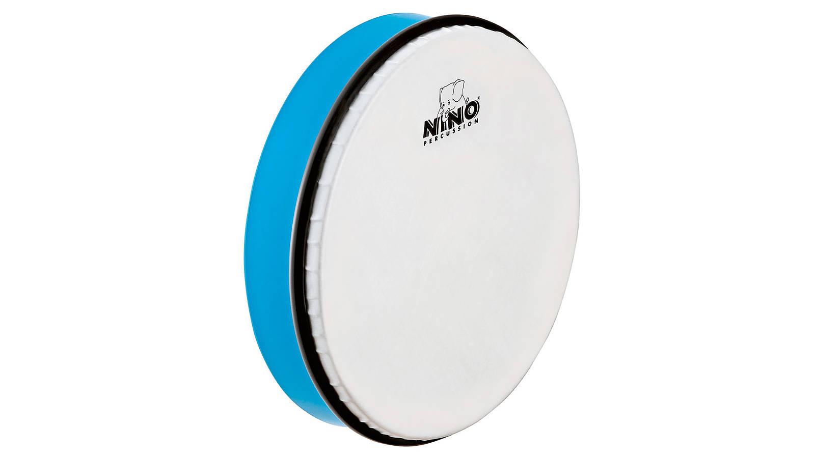 """Nino ABS Handtrommel Sky-Blue 10"""""""