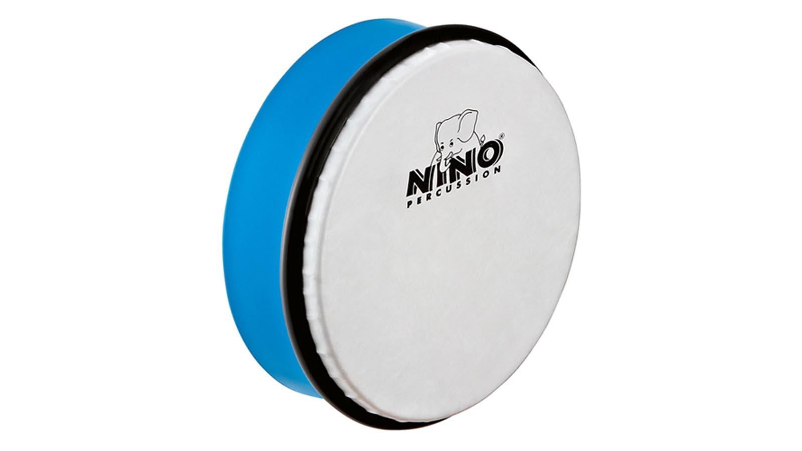 Nino ABS Handtrommel Sky-Blue 6''
