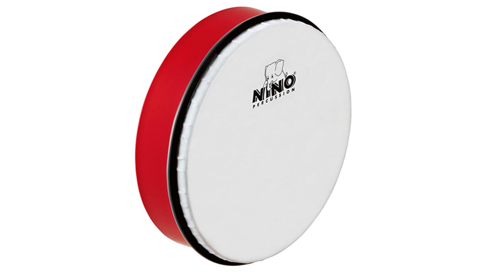 Nino ABS Handtrommel Red 8''