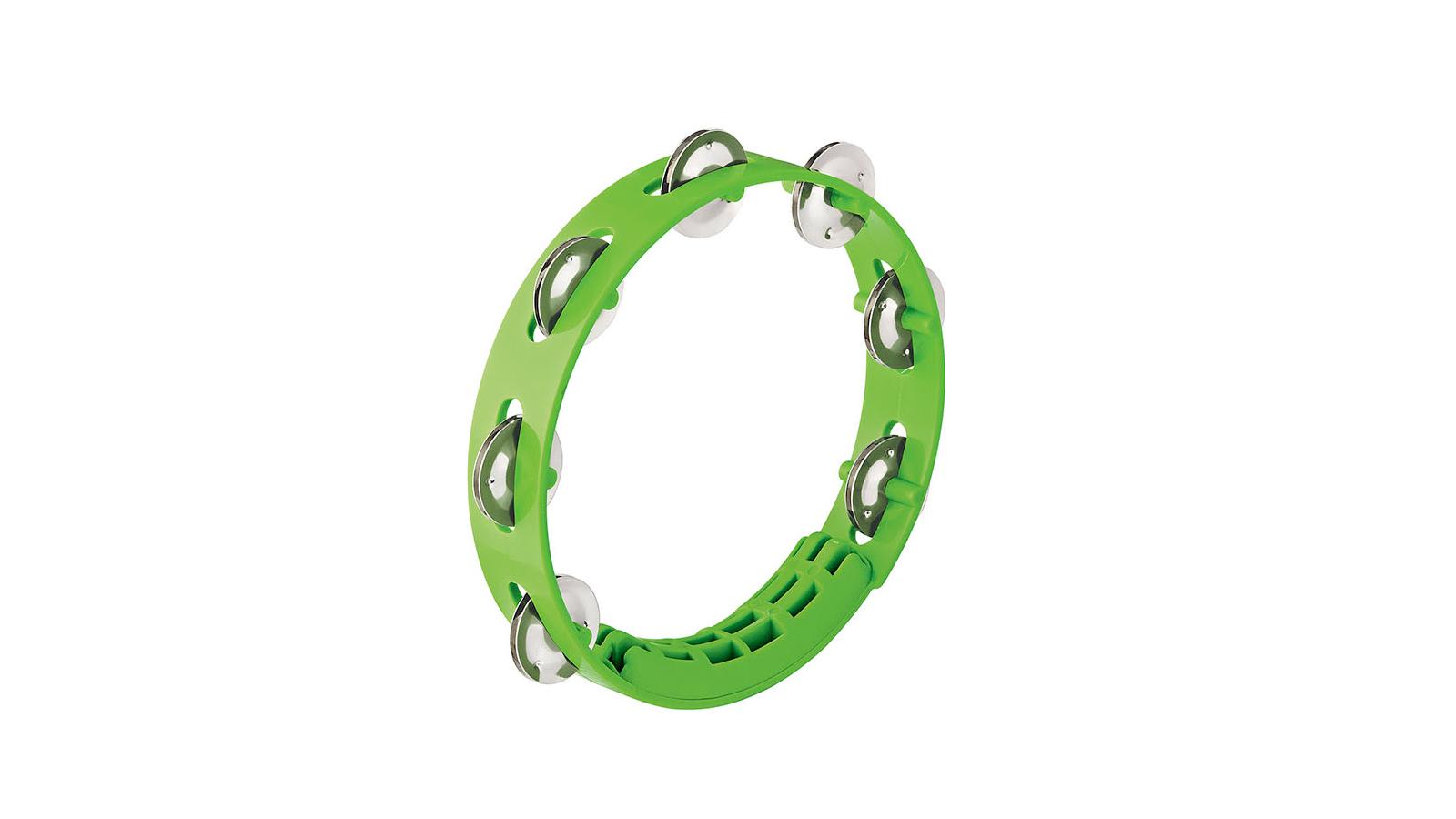 Nino Kompakt ABS Tamburin Grasgrün