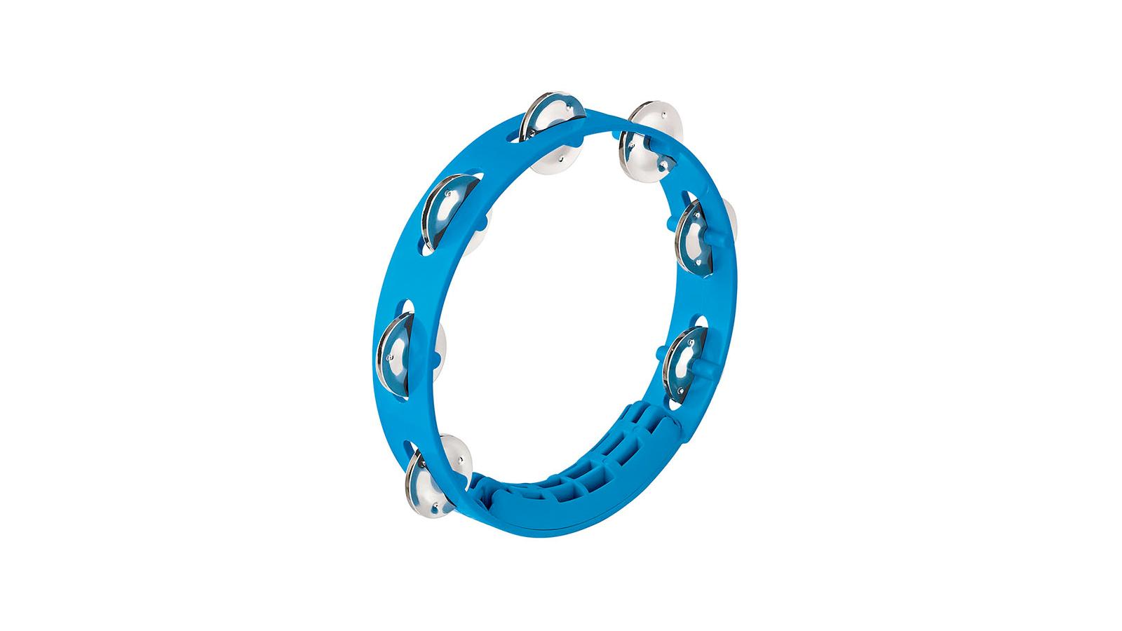 Nino Kompakt ABS Tamburin Himmelblau