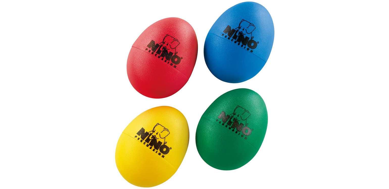 Nino Egg Shaker Set 4Stk