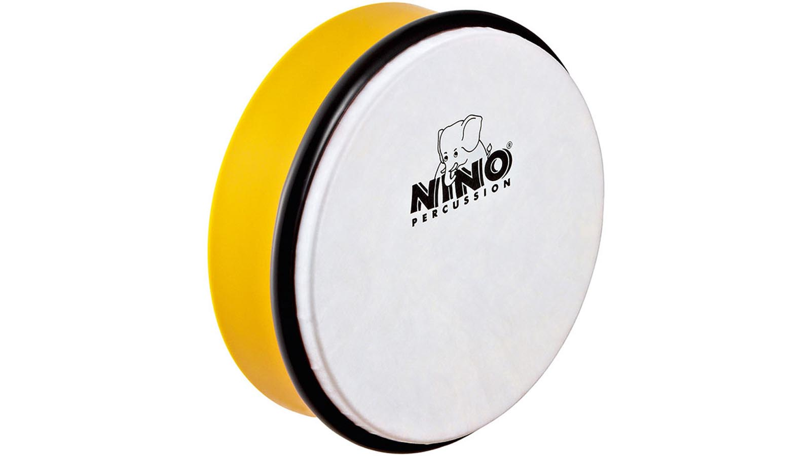"Nino Hand Drum 6"" Yellow"
