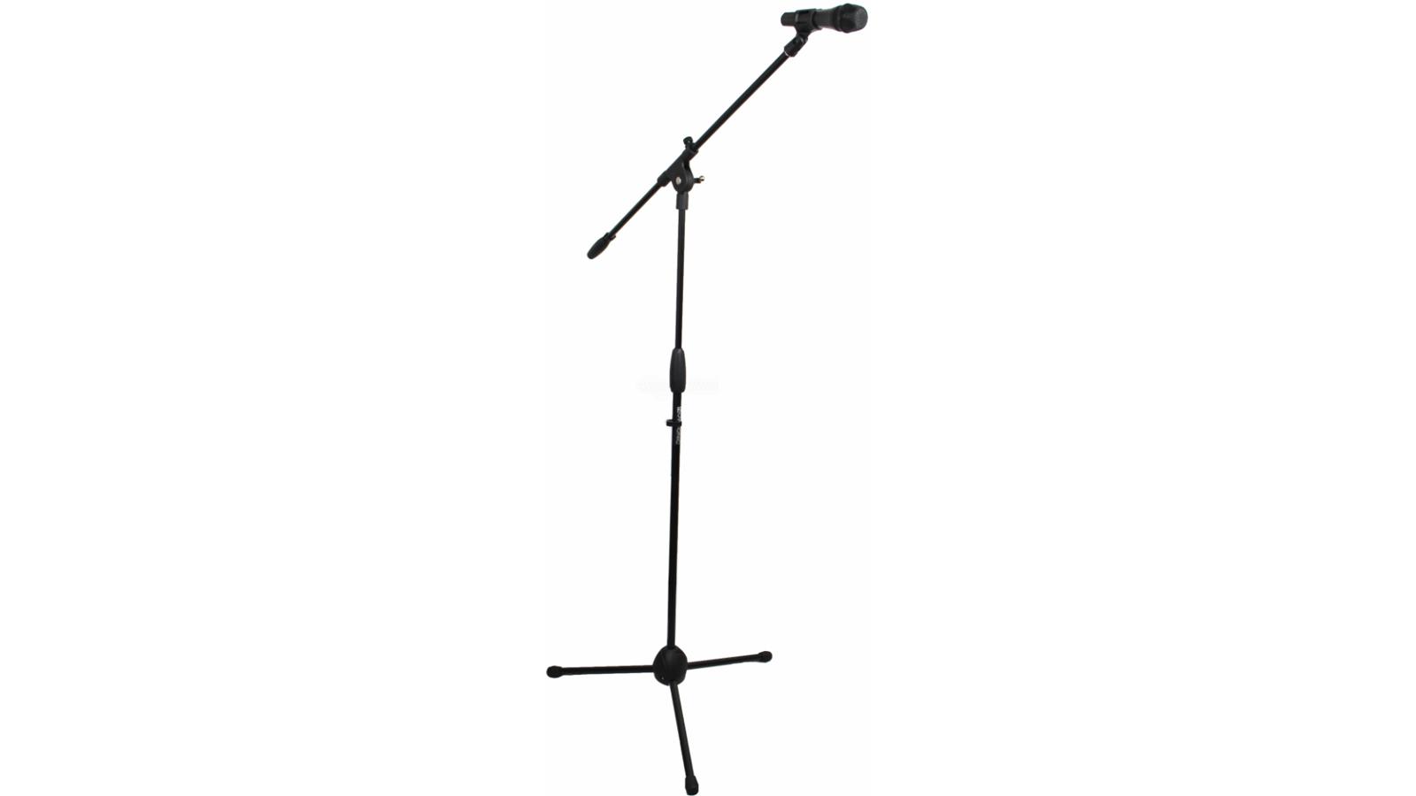 Nowsonic Mikrofon Set mit Tasche, Stativ & Kabel