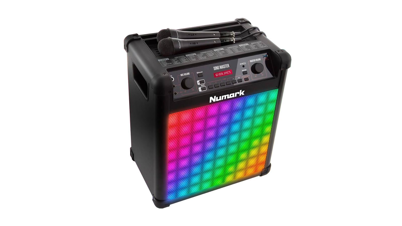 Numark Sing Master Karaoke Sound System