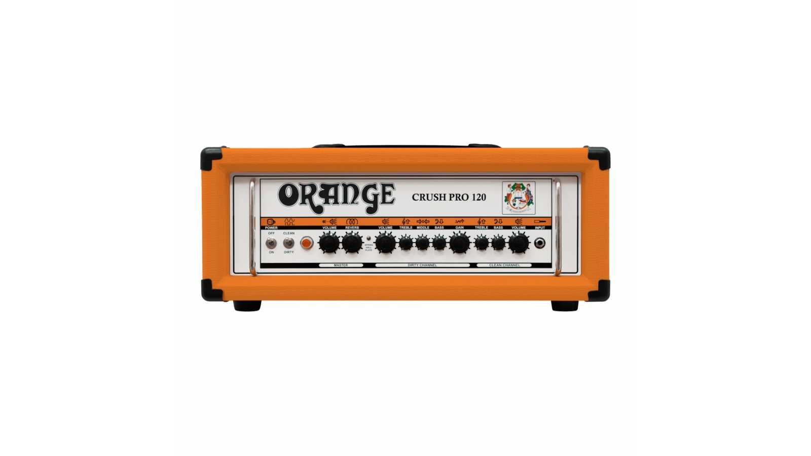 Orange CR120H Crush Pro Topteil