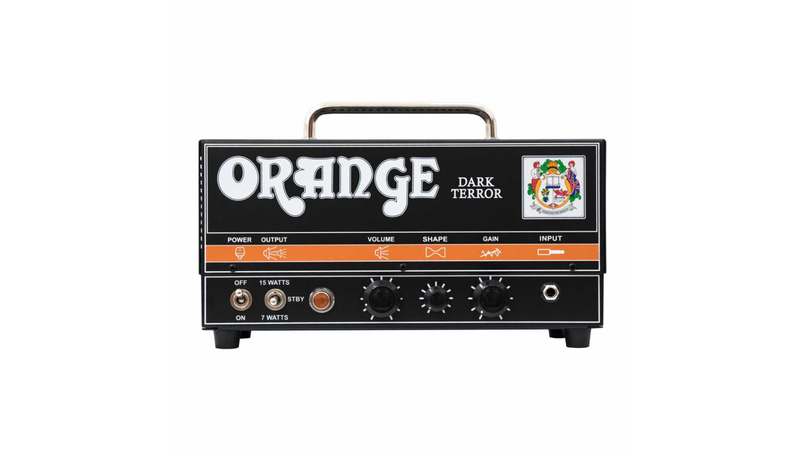 Orange DA15H Dark Terror