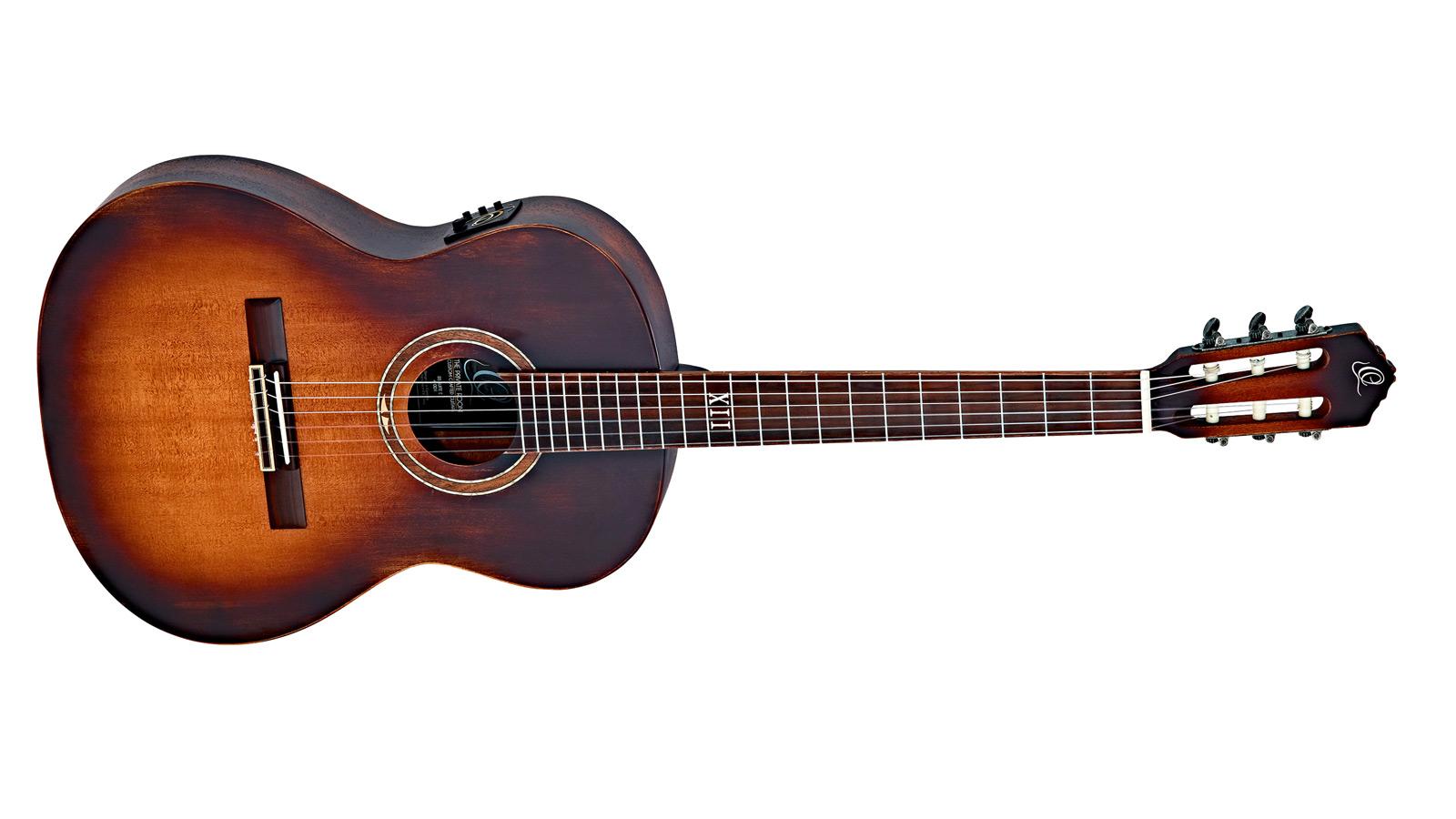 Ortega DSSUITE-E Konzertgitarre