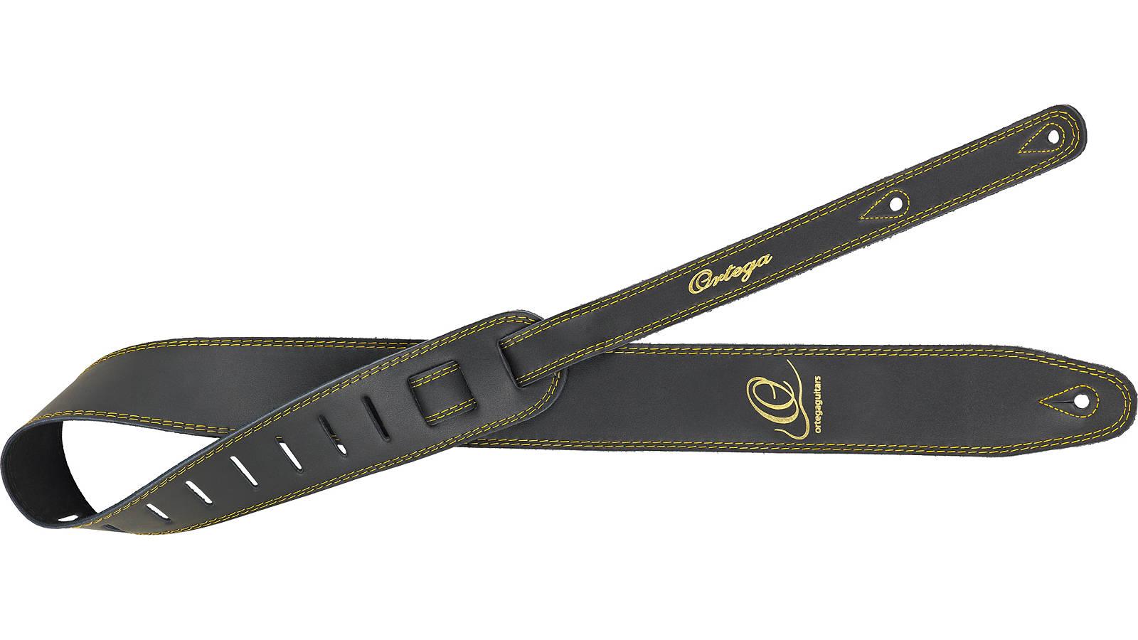 Ortega OSL1-65BK Leder Gurt