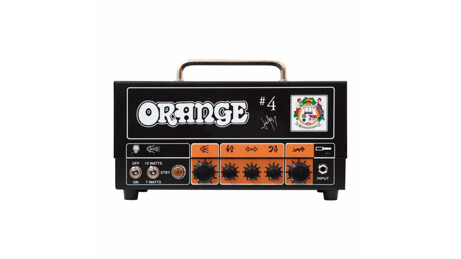 Orange Jim Root Terror JRT