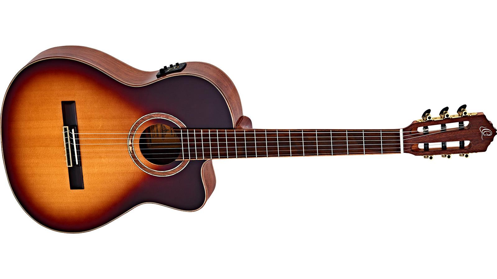RCE 158 SN-HSB Konzertgitarre