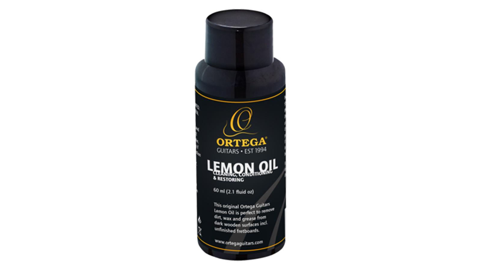 Ortega OLEM Griffbrett Öl Flasche