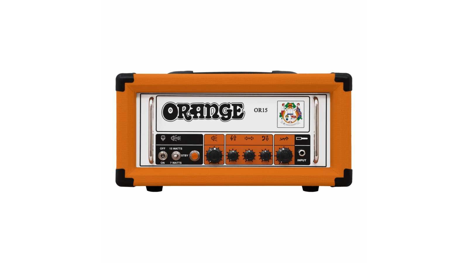 Orange OR15H Röhrentopteil