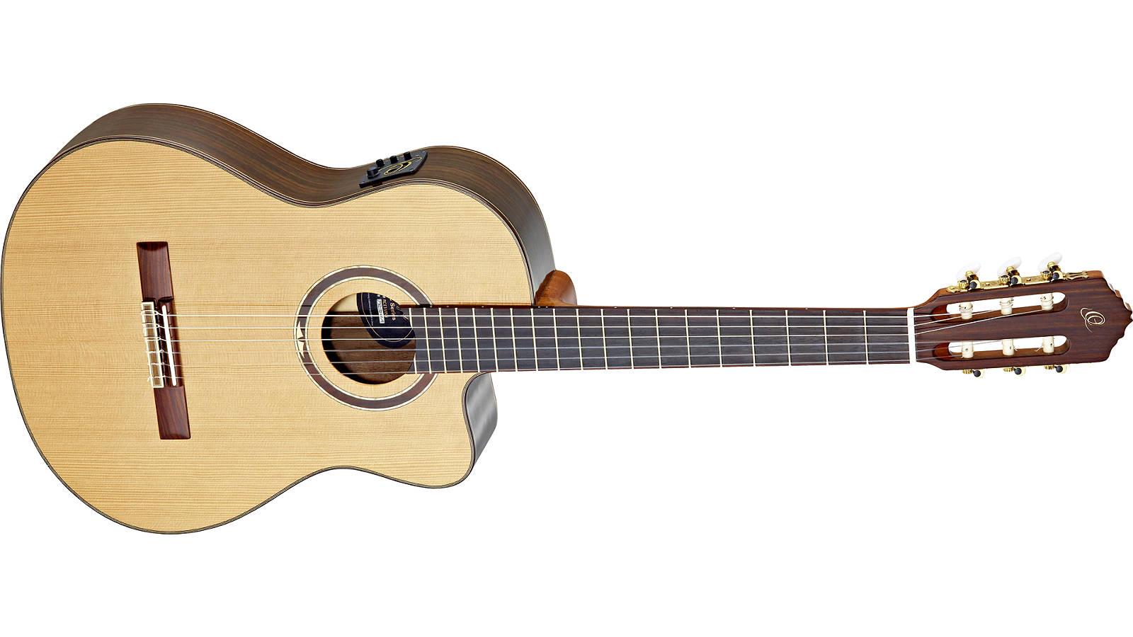 Ortega RCE159SN Konzertgitarre