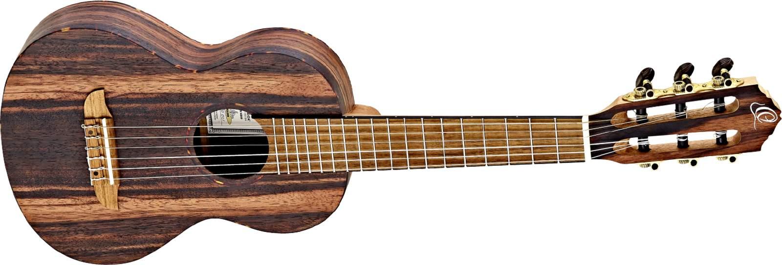 Ortega RGL5EB Guitarlele Ebony